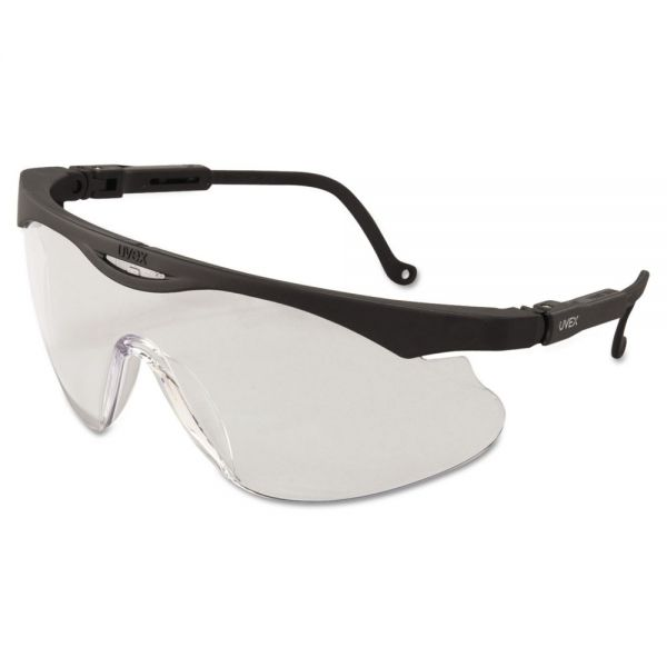 Uvex by Honeywell Skyper X2 Safety Spectacles, Black Frame