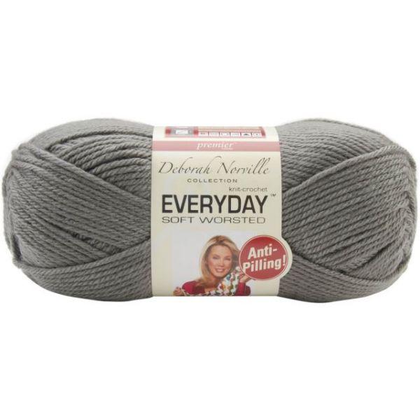 Deborah Norville Collection Everyday Yarn - Steel