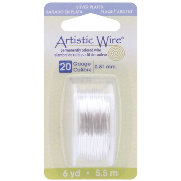 Beadalon Artistic Wire Permanent Colored Wire