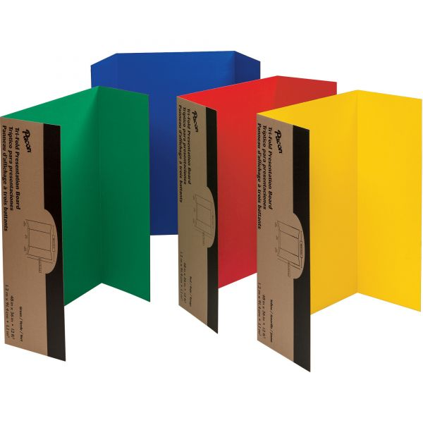 Pacon Single Walled Corrugated Presentation Boards