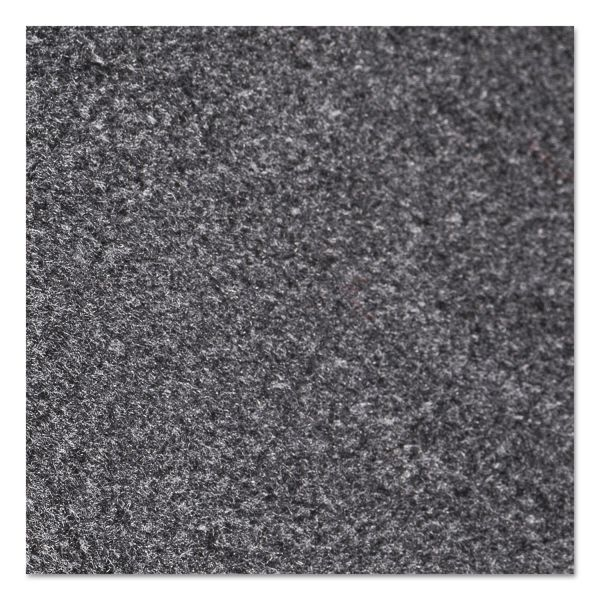 Crown Rely-On Olefin Indoor Wiper Mat, 24 x 36, Charcoal