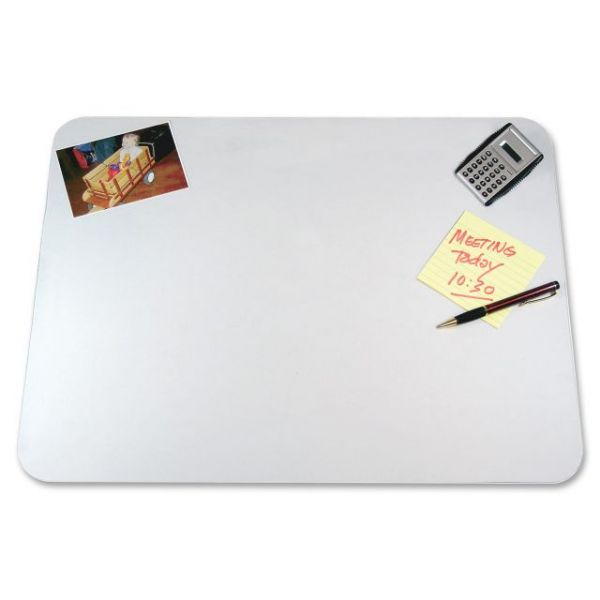 Artistic KrystalView Clear Desk Pad