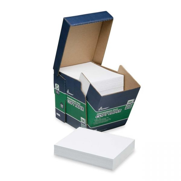 SKILCRAFT Recycled White Copy Paper