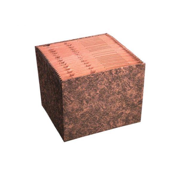 Wilson Jones LeatherLife 1-31 Expanding File