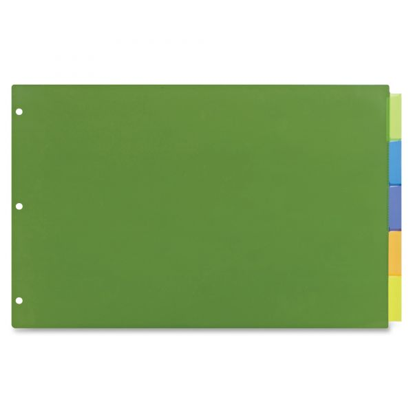 Avery Big Tab Durable Insertable Tab Index Dividers