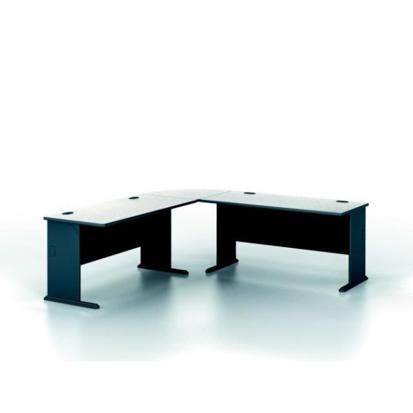bbf Series A Administrative Configuration - Slate finish by Bush Furniture