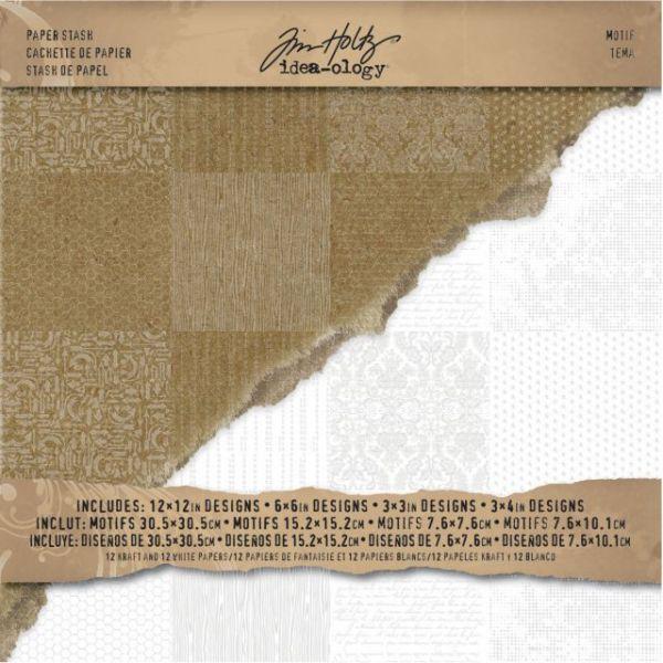 Idea-Ology Paper Stash Paper Pad