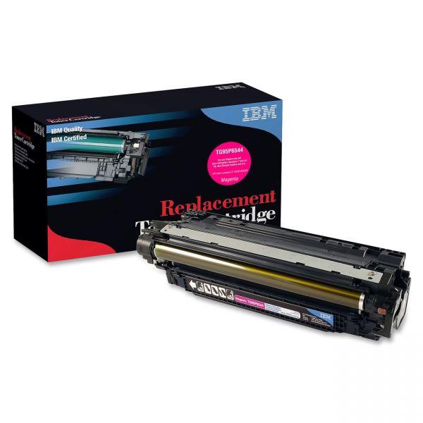 IBM Remanufactured HP CE253A Magenta Toner Cartridge