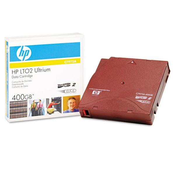 HP LTO Ultrium 2 Tape Cartridge