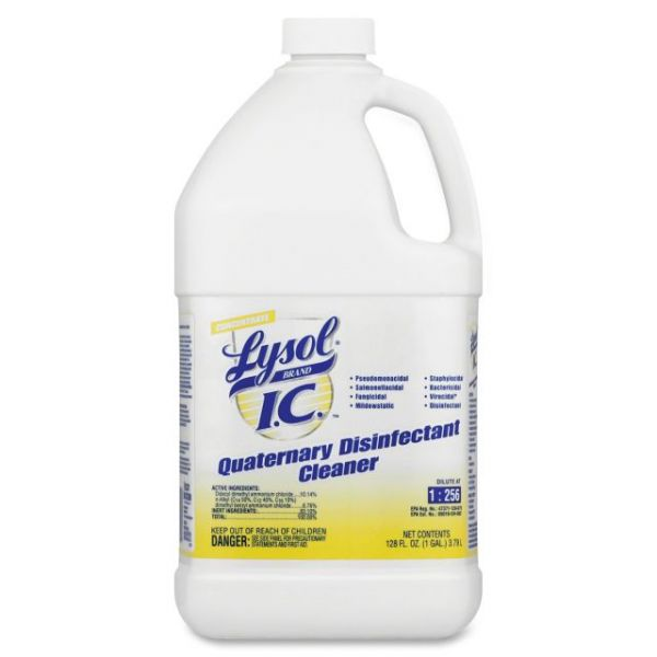 Lysol I.C. Quaternary Disinfectant Cleaner