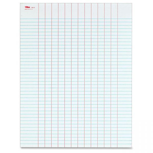 TOPS Summary 13 Column Ledger Sheets