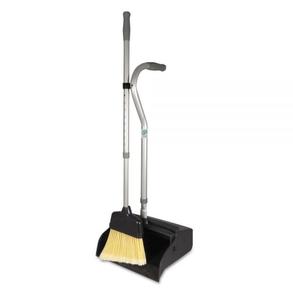 Unger Telescopic Ergo Dust Pan with Broom