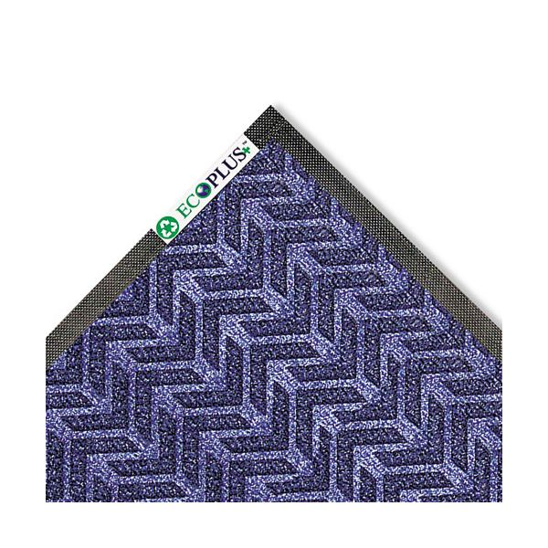 Crown EcoPlus Mat, 35 x 118, Midnight Blue