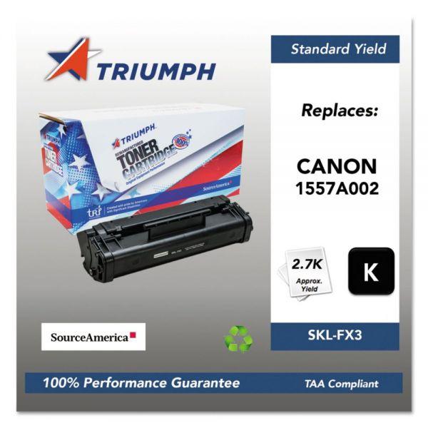 SKILCRAFT Remanufactured Canon FX3 Toner Cartridge