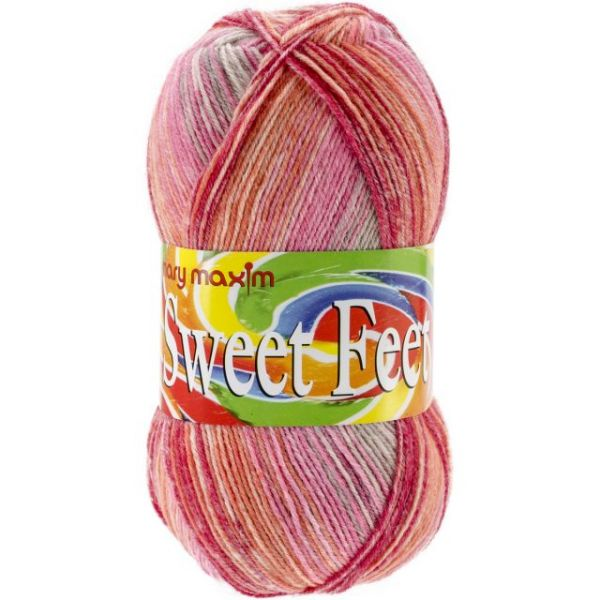 Mary Maxim Sweet Feet Yarn