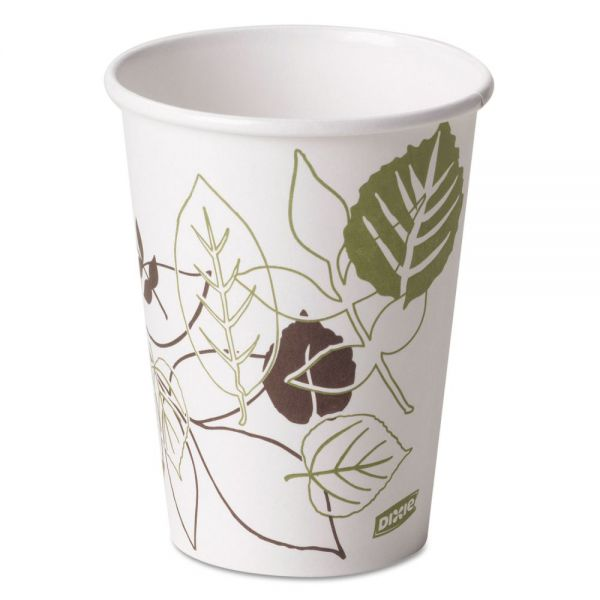 Dixie Pathways 12 oz Paper Coffee Cups