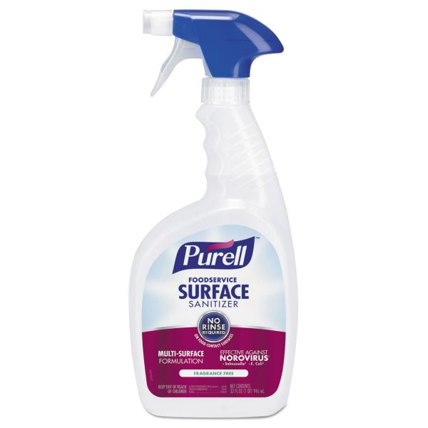 Purell Foodservice Surface Sanitizer