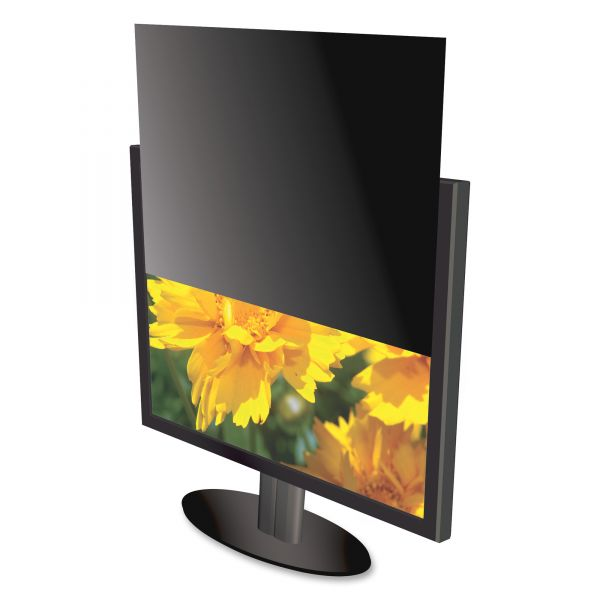 """Kantek Secure View LCD Privacy Filter For 23"""" Widescreen, 16:9 Aspect Ratio"""