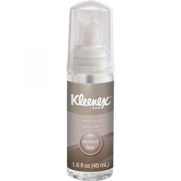 Kleenex Travel Size Foam Hand Sanitizer