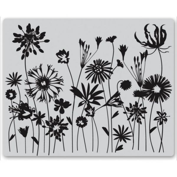 "Hero Arts Cling Stamps 3""X4"""