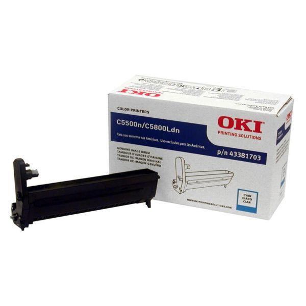 Oki 43381701/2/3/4 Laser Image Drums