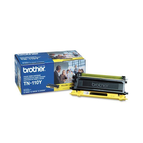 Brother TN-110Y Toner Cartridge