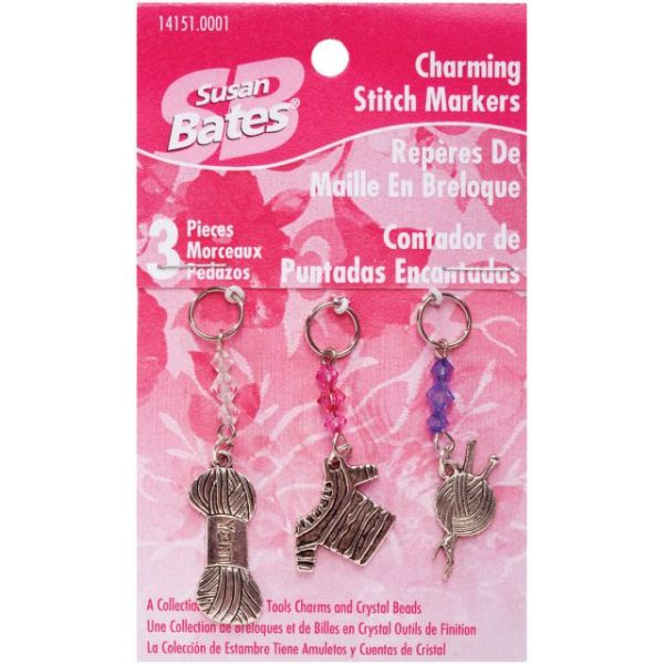 Charming Stitch Markers