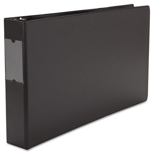 "Universal Wide Base 2"" 3-Ring Binder"