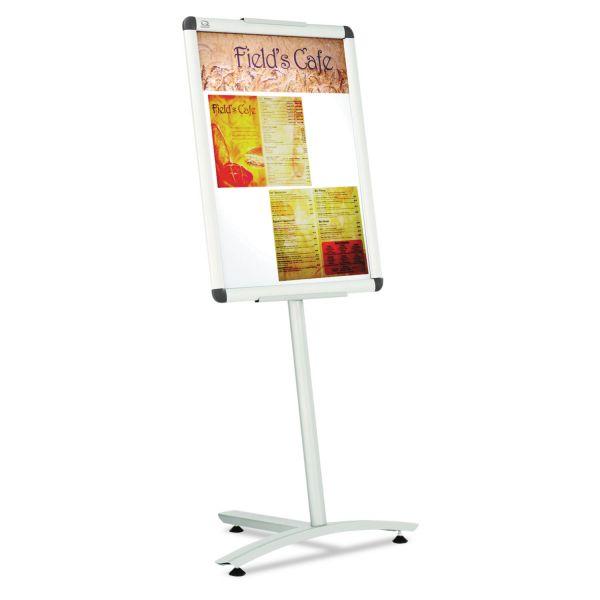 Quartet Pedestal Base Sign Stand