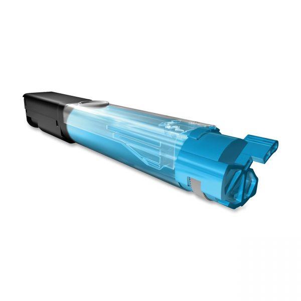 Media Sciences Remanufactured Oki 43459303 Cyan Toner Cartridge