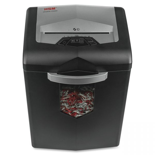HSM of America ShredStar PS820C Continuous-Duty Cross-Cut Shredder
