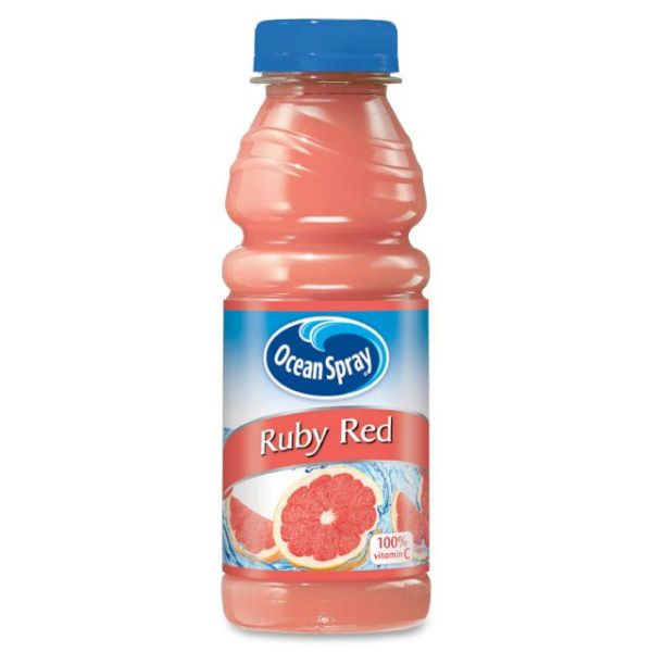 Ocean Spray Pepsico Bottled Ruby Red Juice