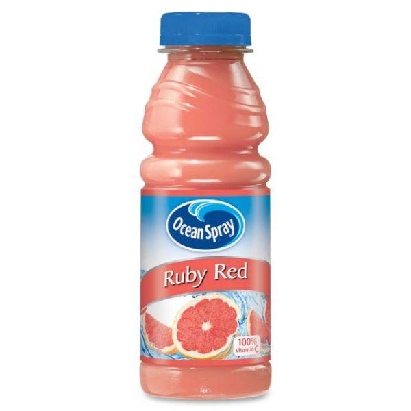 Ocean Spray Bottled Ruby Red Juice