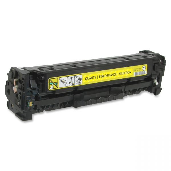 SKILCRAFT Remanufactured HP 304A (CC532A) Toner Cartridge
