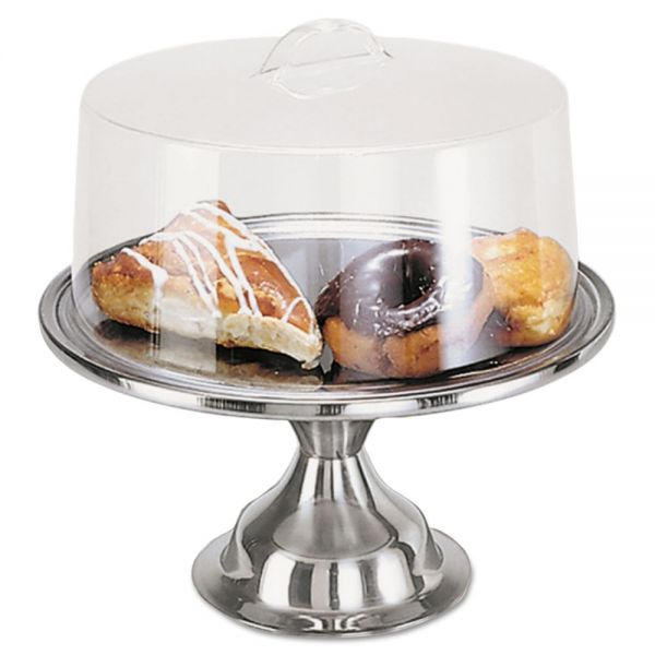 Adcraft Stainless Steel Cake Stand