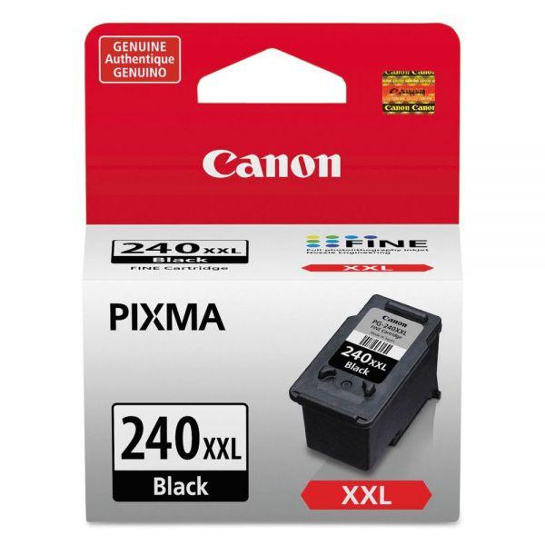 Canon PG-240XXL Black Extra High-Yield Ink Cartridge (5204B001)