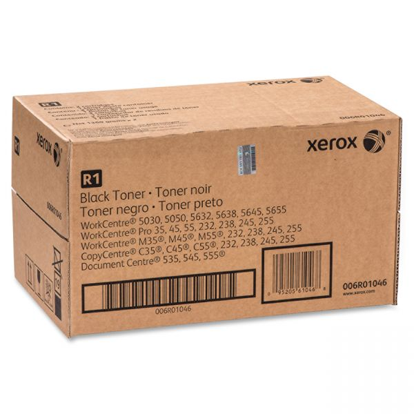 Xerox 006R01046 Black Toner Cartridges