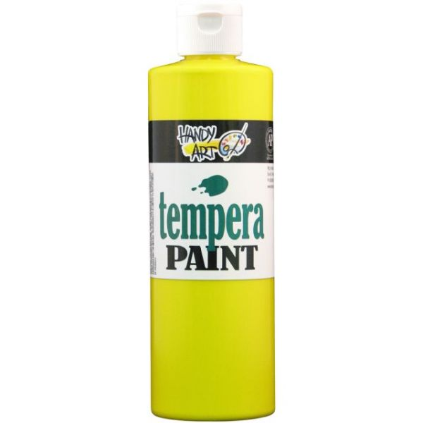 Handy Art Tempera Paint 16oz