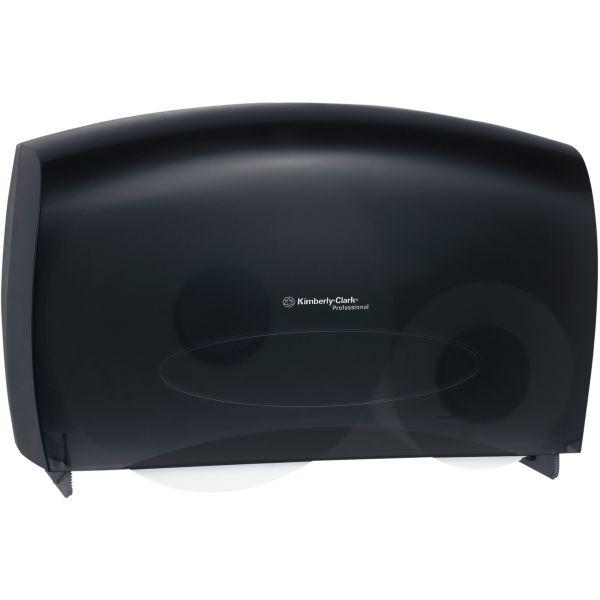 Kimberly-Clark Professional Core JRT Combo Unit Toilet Paper Dispenser
