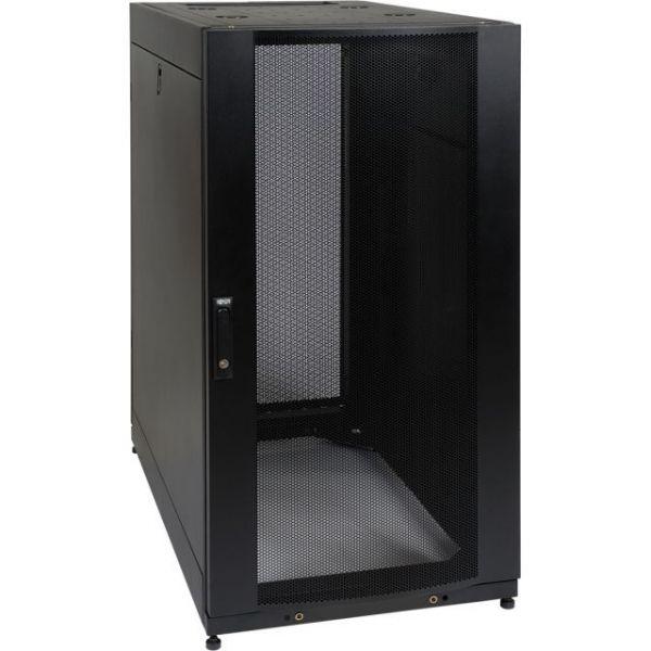 "Tripp Lite 25U Rack Enclosure Server Cabinet 42"" Depth with Doors & Sides"