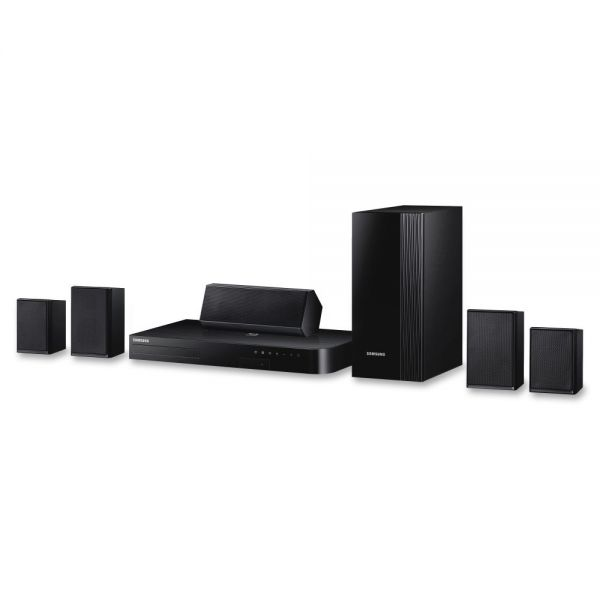 Samsung HT-J4100 5.1 Home Theater System - 1000 W RMS - Blu-ray Disc Player