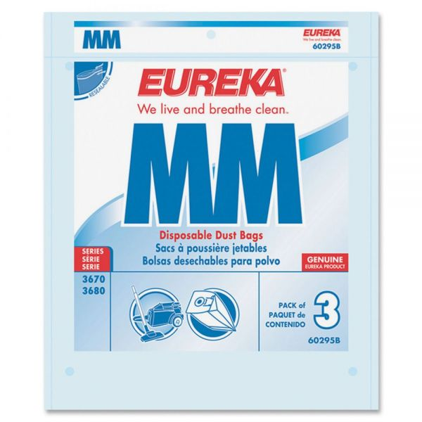 Eureka Electrolux MM Replacement Dust Bags