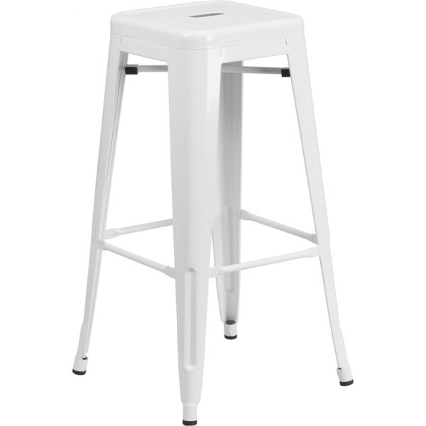 Flash Furniture 30'' High Backless Metal Bar Stool