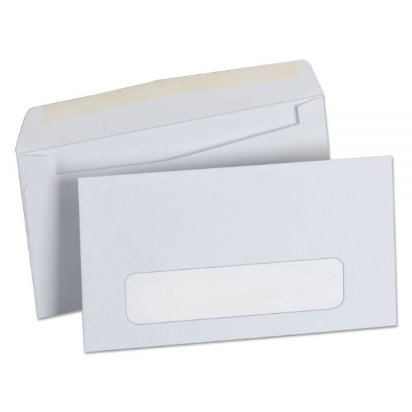 Universal Window Business Envelopes