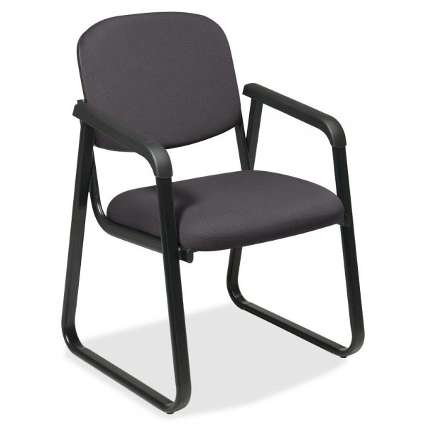 Office Star V4410 Deluxe Sled Base Arm Chair