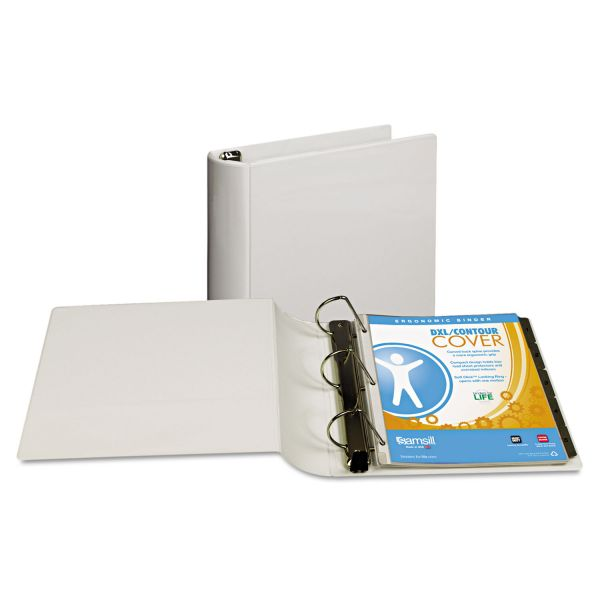 "Samsill DXL 3"" 3-Ring View Binder"