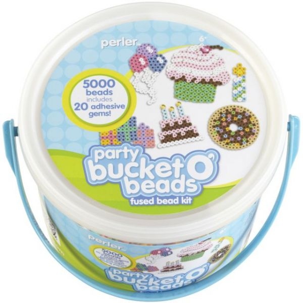 Perler Bucket O' Beads Fused Bead Kit