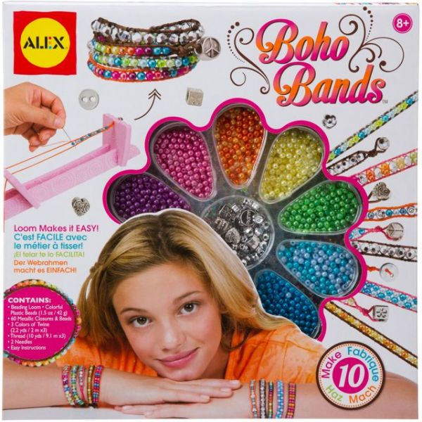 ALEX Toys Do-It-Yourself Wear Boho Bands Kit
