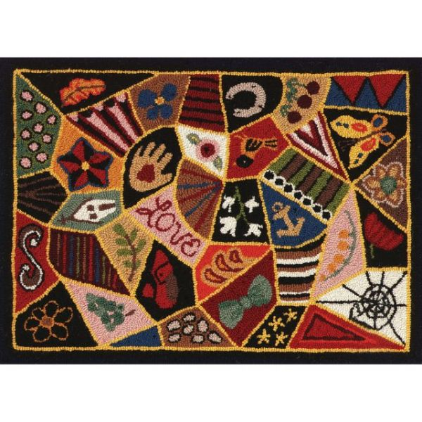 "Heritage Rug Hooking Screen 20""X27"""