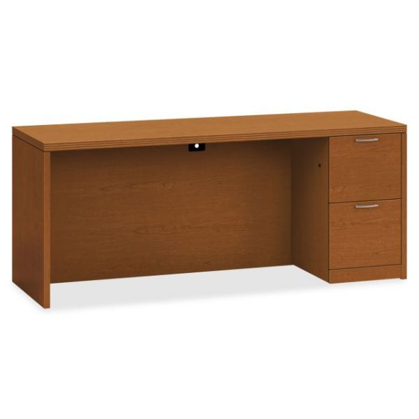 HON Valido Series Single Pedestal Computer Desk